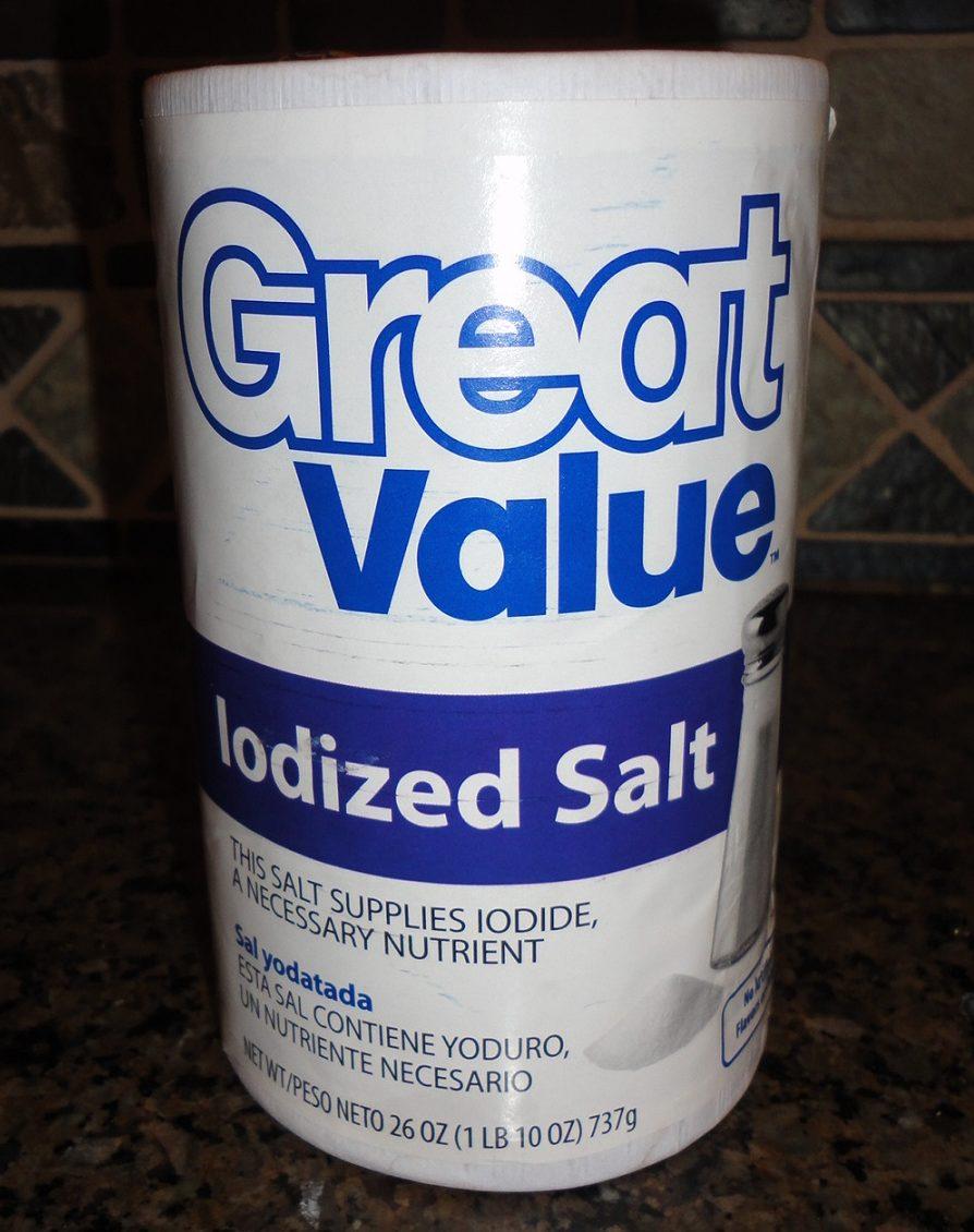 Iodized Salt – The Delusion – Farm Fresh For Life – Real