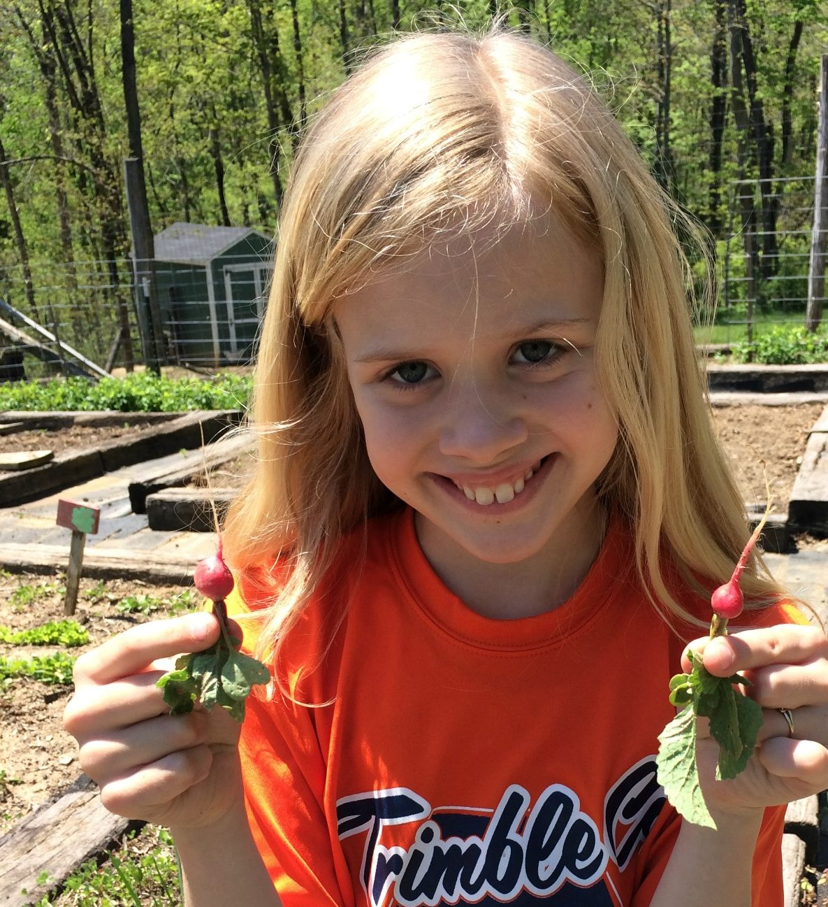 7 Secrets to Get Kids Working in the Garden (and Loving it) – Farm ...