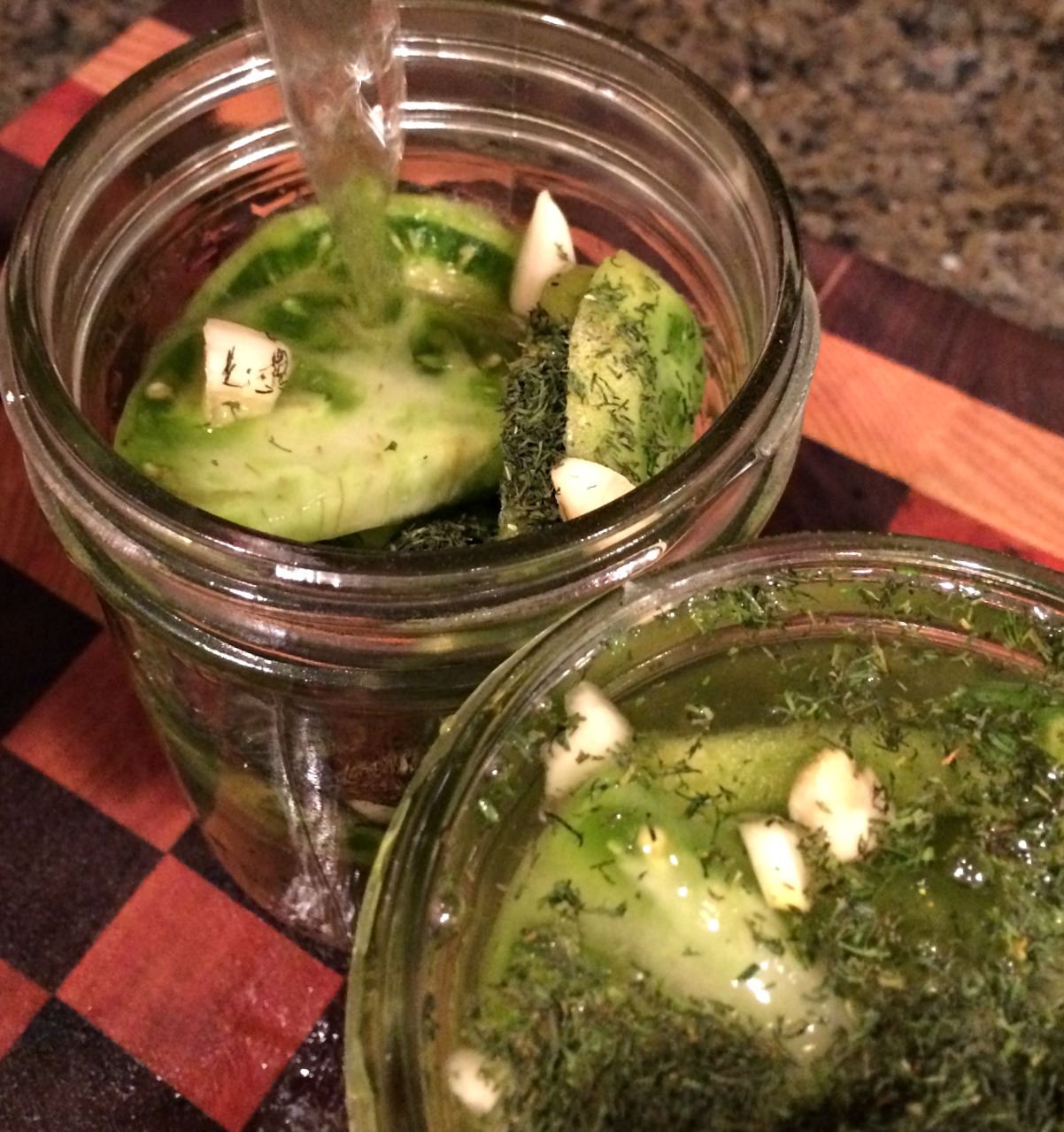 pickled tomatoes 6