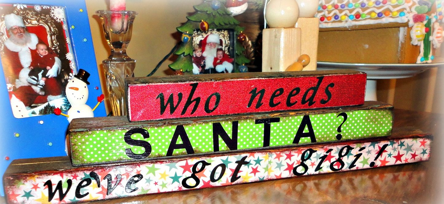 Homemade Christmas Gifts Made With Wood Cute Stacker Ideas Farm
