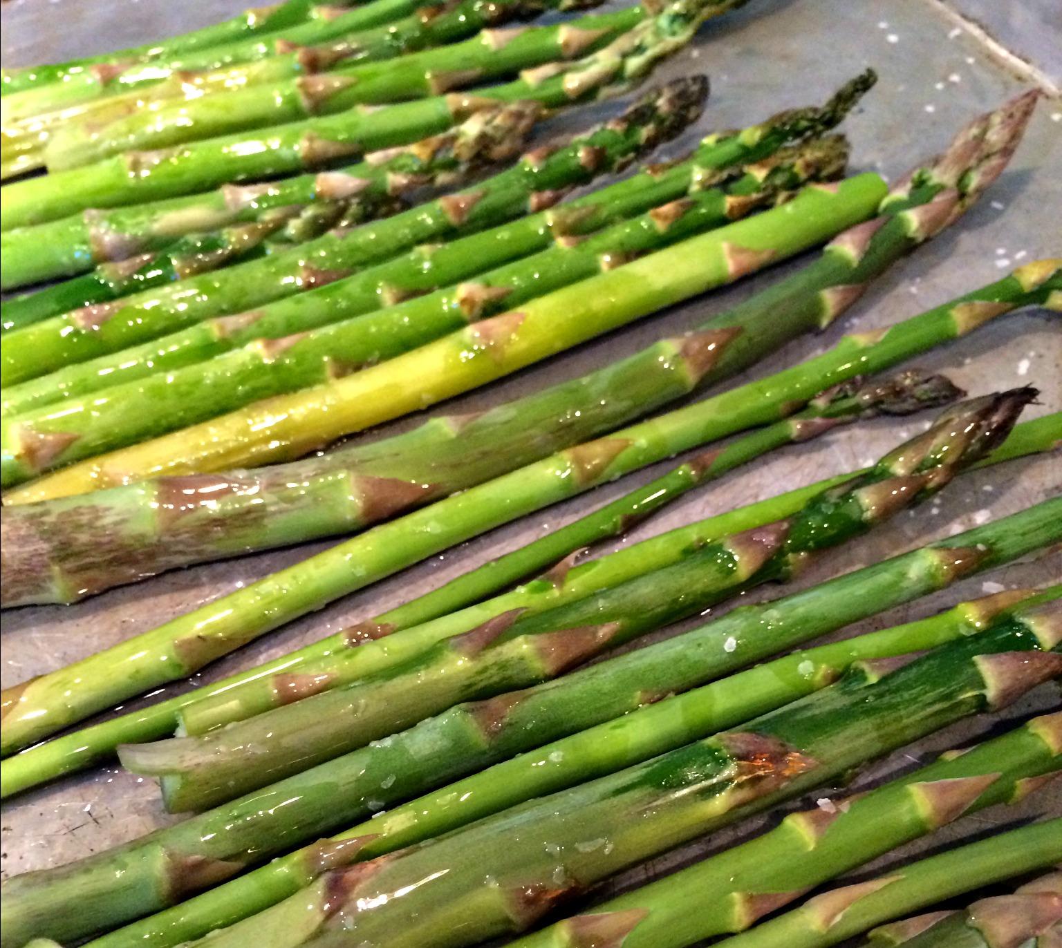 Fresh Asparagus (Premium)