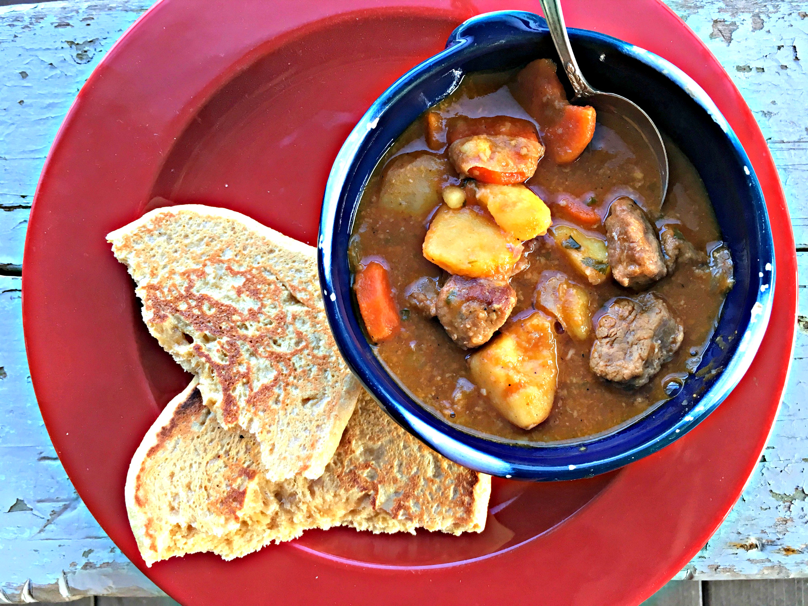 Hearty Beef Stew (Premium)