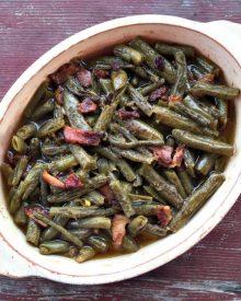 Homegrown Green Beans (Premium)