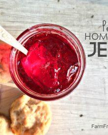 Strawberry Jelly (Premium)